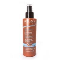 Rougj Emulsione Solare Spray Viso/corpo Pelle Sensibile Alta Protezione SPF 30 - 150 ml