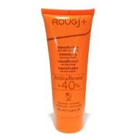 Rougj Attiva Bronz Crema Viso/Corpo Intensificatore dell'abbronzatura +40% 100ml