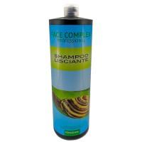 Face Complex Shampoo Lisciante Principi Attivi Olio di Argan e Bava di Lumaca 1000ml cod. 2184