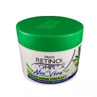Retinol Complex Trico: Fruit Hair Therapy Aloe Vera - Maschera rigenerante per capelli secchi e normali 500ml cod. 2057