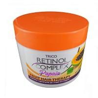 Retinol Complex Trico: Fruit Hair Therapy Papaia - Maschera rigenerante per capelli danneggiati 500ml cod. 2095
