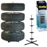 Colonna per lo stoccaggio di 4 pneumatici Master Tidy