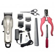 Tosatore per cani daling pet hair clipper dl-d33 8in1