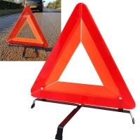 Auto Triangolo di Emergenza Catarinfrangente Omologato Sicurezza Stradale 035023
