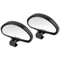 2 Specchietti Retrovisori Ausiliari grandangolari per aumentare la vista dagli specchietti laterali