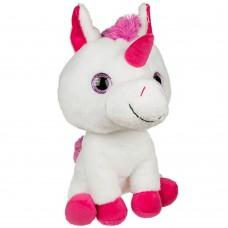 Peluche Morbido a forma di Unicorno 35cm