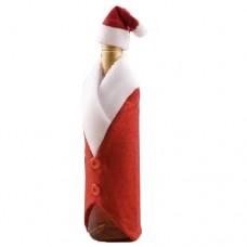 Copri bottiglia natalizio - cf da 6pz