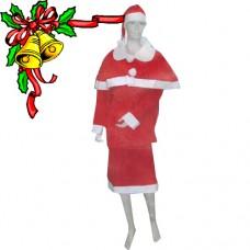 Costume mamma natale taglia unica