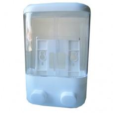 Dispenser sapone liquido doppio