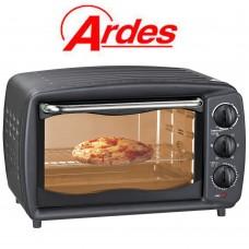 Forno Elettrico Ventilato Ardes 21 LT Con Luce Interna Nero AR6221