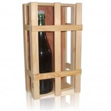 Porta bottiglie 2 posti per vino - prosecco - champagne
