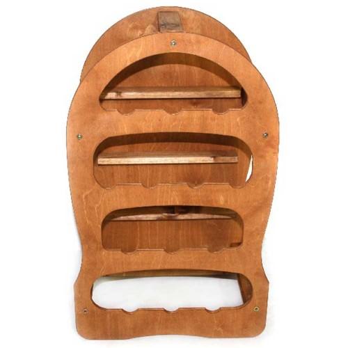 Cantinetta in legno 13 bottiglie for Sito per regalare oggetti