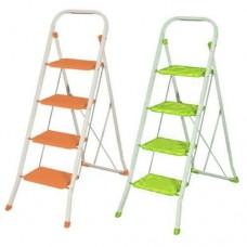 Scala domestica 4 scalini colorati