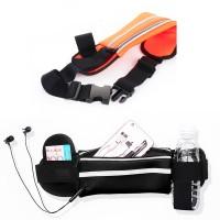 Marsupio Borsa Fitness elastica custodia per Smartphone Sports Bag  Multifunzione