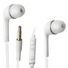 Cuffie auricolari universali ottima qualità del suono per smartphone samsung iphone 3,5 mm jack