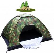 Tenda da campeggio portatile con borsa in varie grandezze (posti)