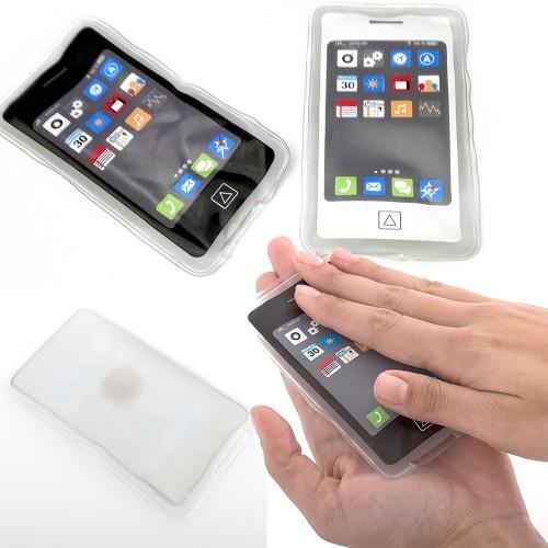 Scaldamani a forma di iphone 3 pz riutilizzabile cosi da for Scopa h2o recensioni
