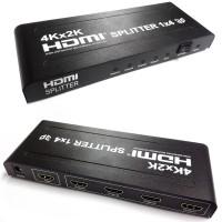Splitter HDMI 1080p 4K 3D 4 uscite 542
