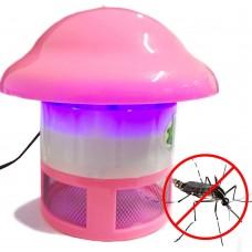 Zanzariera elettrica a forma di fungo KF-835 con luce led per attrarre le zanzare