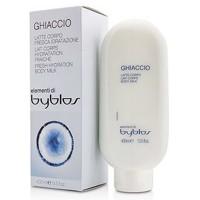 Latte corpo body milk elementi di Byblos Ghiaccio 400 ml
