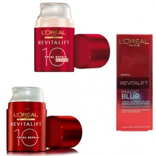 L oreal revitalift 10 total repair bb cream antietà / magic blur antirughe / 10 total repair giorno rigenerante