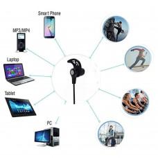 Cuffie Bluetooth BT550 V4.2 sport esterno Impermeabile Auricolare