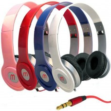Cuffie Magena D25 per Sport, Mp3, Gaming, Pc e Stereo