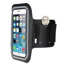 Fascia sport braccio porta smartphone e chiavi