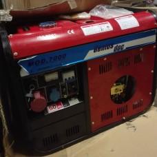 GENERATORE DI CORRENTE DIESEL 4 TEMPI A INIEZIONE 220V 380V 3.6KW 3600 RPM