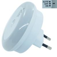 Lampada notturna con sensore crepuscolare incorporato a basso consumo energetico G04144