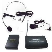 Microfono ad archetto wireless senza fili kit completo
