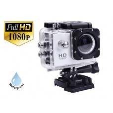 Mini videocamera full hd sports live snowboard
