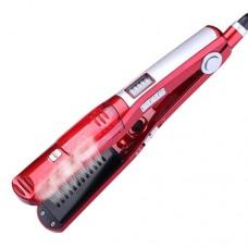 piastra a vapore ft-8100 generatiore ioni capelli lisci
