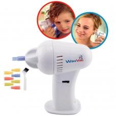 Apparecchio elettrico per la pulizia dell'orecchie rimuovi cerume