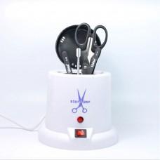 Sterilizzatore in acciaio con micro sfere per estetica e vari utensili