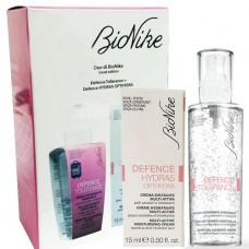 Crema idratante Bionike multi attiva per pelli sensibili e intolleranti