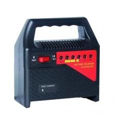 Carica batteria 6-12V per batteria al piombo V580