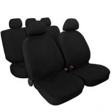 Copri sedili Maxi colore nero per auto con sedili grandi