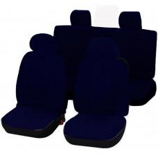 Coprisedili Grande Punto 5porte - blu
