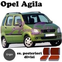Coprisedili Opel Agila - grigio