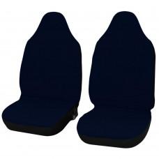 Coprisedili Smart fortwo - primo modello -  jeans blu