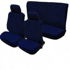 Coprisedili per auto medio - piccole jeans blu