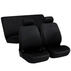 Coprisedili per auto medio - piccole nero