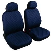 Coprisedili blu 2 posti per furgone auto 2 posti copri sedili fodere