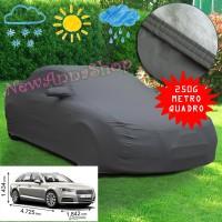 Telo copriauto felpato Specifico per Audi A4 e A4 Avant 250 grammi a metro quadrato