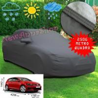 Telo copriauto felpato Specifico per Volkswagen Golf 5 / 6 / 7 250 grammi a metro quadrato