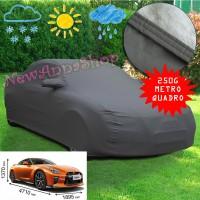 Telo copriauto felpato Specifico per Nissan GT-R 250 grammi a metro quadrato