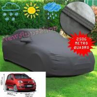 Telo copriauto felpato specifico per Fiat Panda 250 grammi a metro quadrato