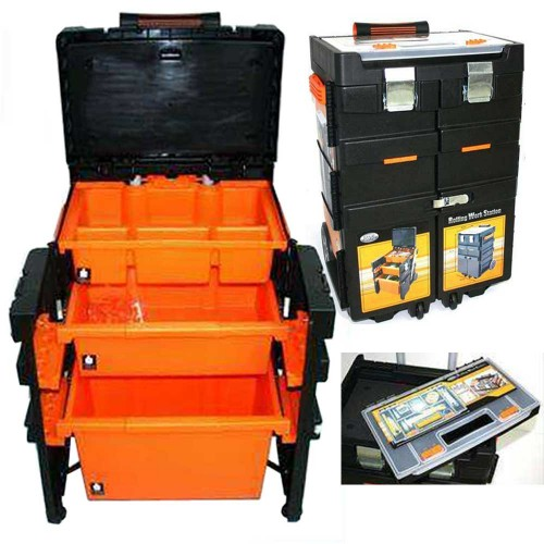 Cassetta porta attrezzi valigetta con ruote - Cassetta porta attrezzi stanley con ruote ...