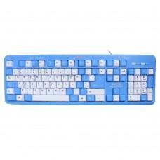 Tastiera Cuore Azzurro per pc con collegamento usb